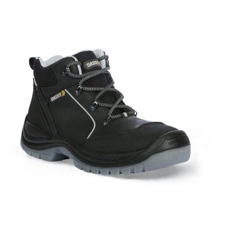 Hermes/S3 (10001) Chaussure tige haute Dassy