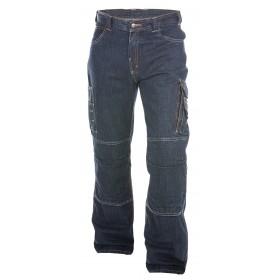 Knoxville (200691) Jeans professionnel en tissu stretch avec poches genoux Pantalon de travail homme