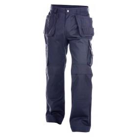 Oxford (200444) Pantalon multi-poches avec poches genoux 245gr