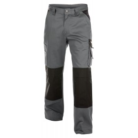 Boston (200426) Pantalon poches genoux bicolore 245 gr