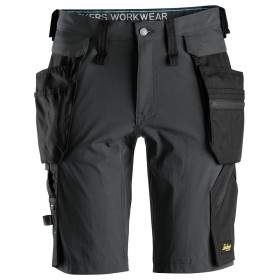 6108 Short avec poches holster détachables, LiteWork