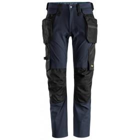6208 Pantalon+ poches holster détachables LiteWork Pantalons