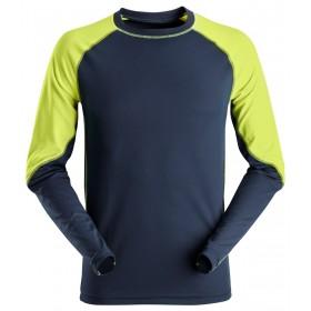 2405 T-shirt Neon avec manches longues T-shirts-polos