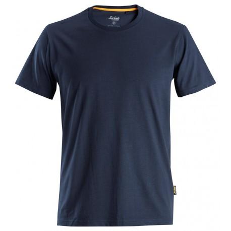 2526 T-Shirt en coton biologique AllroundWork T-shirts-polos 2526
