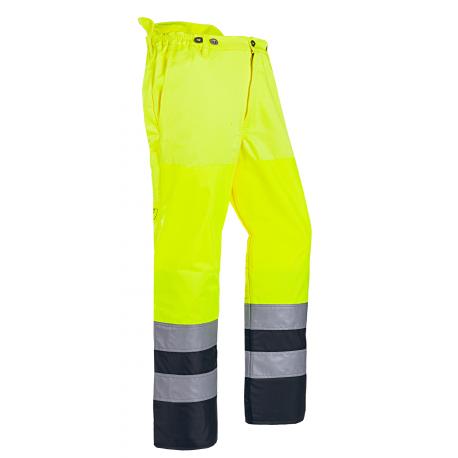 1SQ5 Pantalon de debroussaillage HV classe 2 Applications spécifiques