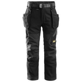 7505 Pantalon camo junior, FlexiWork