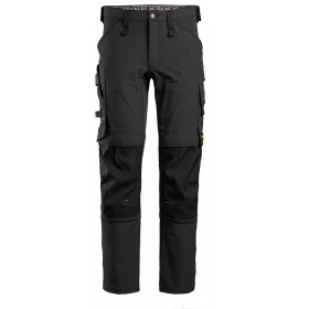 SNICKERS AllroundWork, Pantalon en tissu extensible 6371 Pantalons 6371