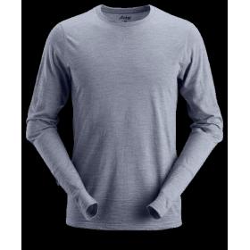 SNICKERS T-shirt à manches longues en laine 2427