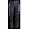 Pantalon Stretch AllroundWork avec poches holster 6241 Pantalons 6241