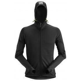 8002 Sweat-shirt à capuche en Polartec® Power Stretch® 2.0 Sweatshirts-Polar 8002