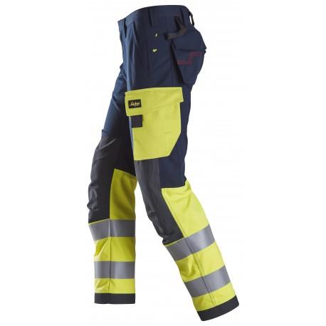 6376 ProtecWork, pantalon de travail, haute visibilité, Classe 1