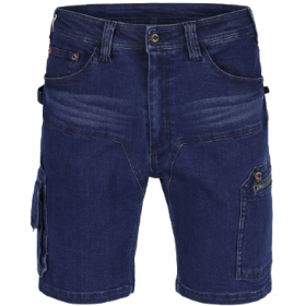 LAGO JEANS BERMUDA SHORT HEROCK Shorts - pantacourts 23MBM2001
