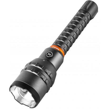 12K Lampe de poche rechargeable USB-C de 12 000 lumens et banque d'alimentation