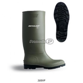 BOTTE DUNLOP PVC PRICEMASTOR 380VP P.V.C