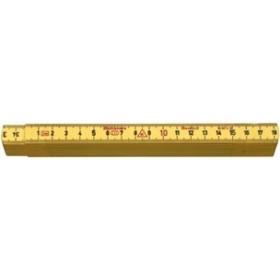 Mètre pliant G59 2m(10pces) Measuring