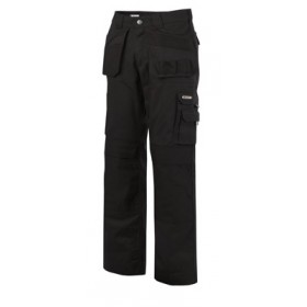 Oxford (200444) Pantalon multi-poches avec poches genoux 300gr Pantalon de travail homme 200444