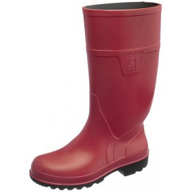 Light Boot Red 04 SIEVI