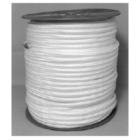 6 mm / 750 kg Nylon blanc / 100 m