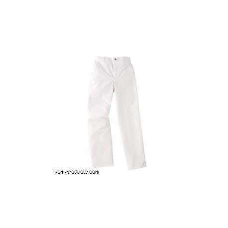 le dernier 7732a 2d6c3 Pantalon Marcheur blanc enfant