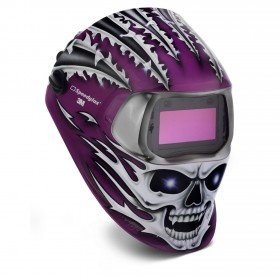 3M ™ Speedglas ™ Raging Skull Casque de soudure
