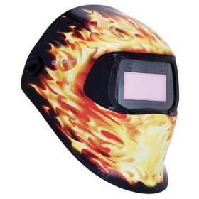 3M ™ Speedglas ™ Casque de soudage 100 Blaze, 75 12 20 Casque de soudure
