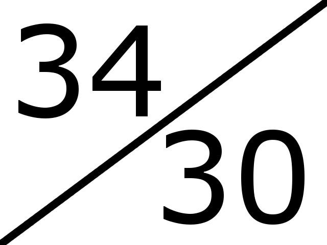 34-30
