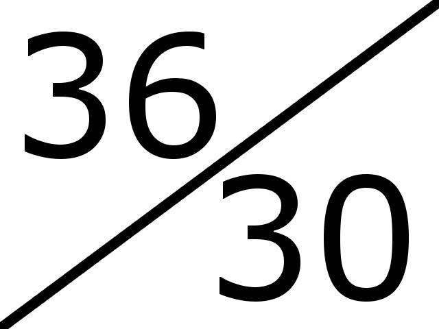36-30