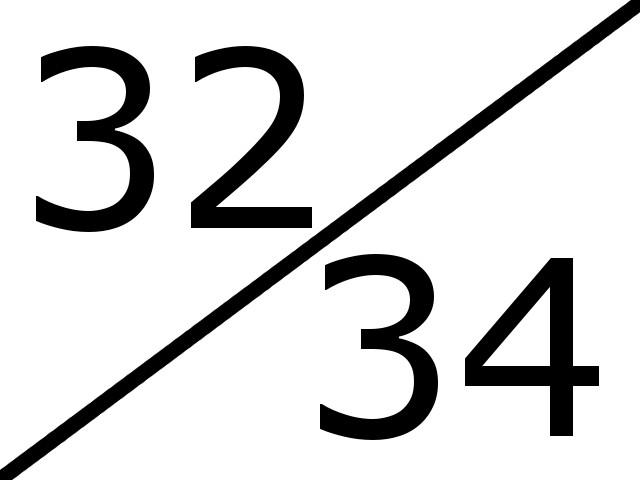 32-34