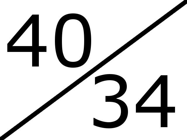 40-34
