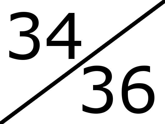 34-36