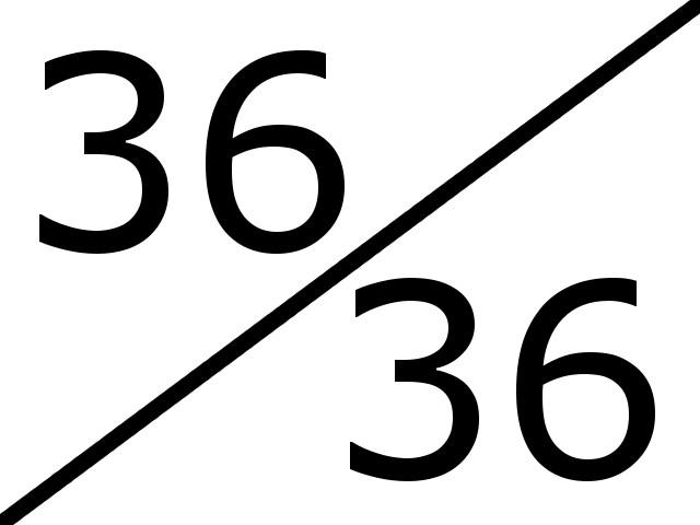 36-36