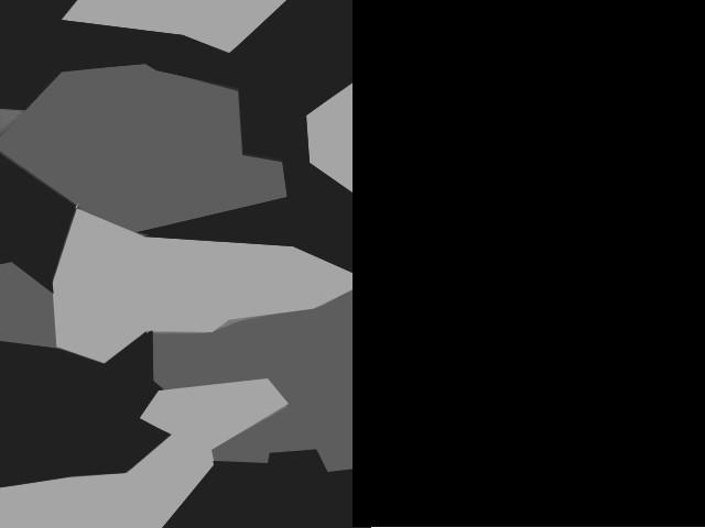 Gris Camouflage/Noir